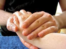 Aromatouch techniek handmassage